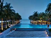 Vietnam's resort in world's top best hotels