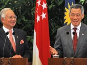 Singapore, Malaysia ink MoU on high-speed rail project