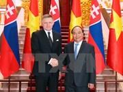 Slovak Prime Minister concludes Vietnam visit