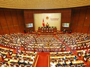14th National Assembly begins first session