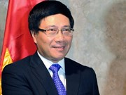 Deputy Prime Minister engages in more bilateral meetings