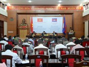 Vietnamese, Cambodian localities beef up cooperation