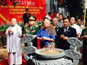 Monument to Vietnamese volunteer soldiers in Cambodia launched