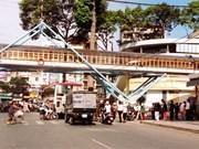 HCM City to build pedestrian bridges