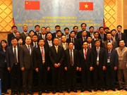 Vietnam, China enhance cooperation in combating drug crimes