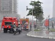 HCM City approves fire dept upgrade plan