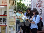 Ho Chi Minh City Book Street fares well