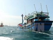 Fishermen in distress off Tonkin Gulf saved by China