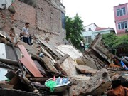 Hanoi: further investigation into house collapse needed