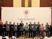 ASEAN, Australia, New Zealand talk to boost trade links