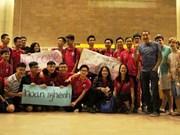 Hanoi-Amsterdam high school join robotics, startup programme in Israel