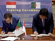Algeria, Indonesia intensify cooperation in industry
