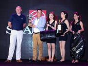Seven Vietnamese golfers enter Asian Mercedes Trophy final