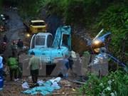 Quang Ninh: work accident kills two coal miners