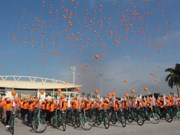 Activities mark AO Victims' Day in Hanoi, Ninh Binh