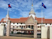 Cambodia holds flag raising ceremony to mark ASEAN foundation