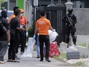 Indonesia discovers extreme militants behind Singapore plot