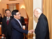 Vietnam, Thailand eye deepened ties
