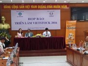 Vietstock 2016 looks to increase food safety