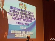 Malaysia: 230 terror suspects arrested in three years