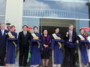 American University debuts in Da Nang