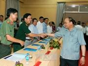 Prime Minister tours Quang Ngai province