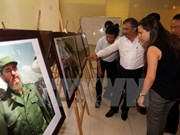 VNA launches Vietnam-Cuba photo exhibition