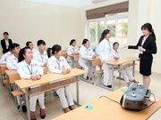Japan to allows Vietnamese caregivers to work at patient's homes