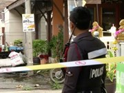Thai PM orders intensifying security after bomb blasts