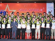 Top 50 IT firms named in Vietnamese, English, Japanese