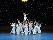 Balanchine ballets in HCM City Opera House