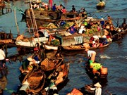 New life for Mekong floating market