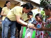 Vinasoy kicks off nutrition programme for children