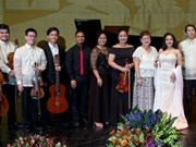 Philippine artists honour relations with Vietnam