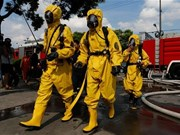 Malaysia: two die in chemical plant ammonia leak