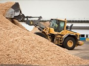 Woodchip exports tumble in first six months
