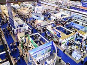 Int'l water, energy expo to open in HCM City