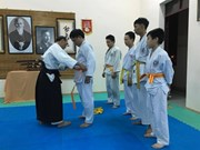 Aikido to be taught in Da Nang college