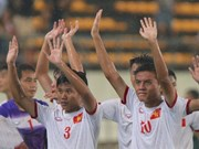 Vietnam U19s defeat Thailand 1-0