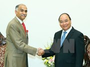 PM urged to raise Vietnam-India trade to 15 billion USD