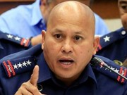 Philippines: 300 police involved in drug