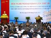 External relations effectively fuel Vietnam's growth