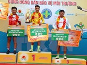 International cycling tournament kicks off in Da Nang