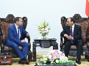 Prime Minister backs Hanoi railways project with France