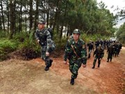 Chinese ambassador positive about Vietnam-China military ties