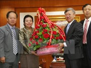 Lao official congratulates Vietnam on National Day