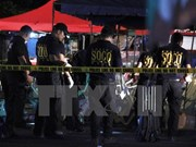 Philippines bombing: police detain a suspect
