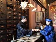 Museum showcases national treasure of traditional medicine