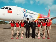 Vietjet to offer 2,100 zero-fare air tickets at HCMC Travel Expo