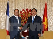 HCM City leader vows to facilitate French business operations
